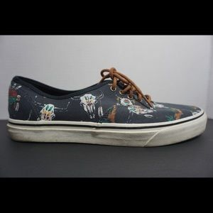 Vans Native American Tribal Leaders Skate Sneakers